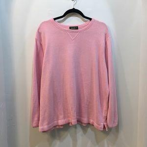 Eddie Bauer Pink Sweater